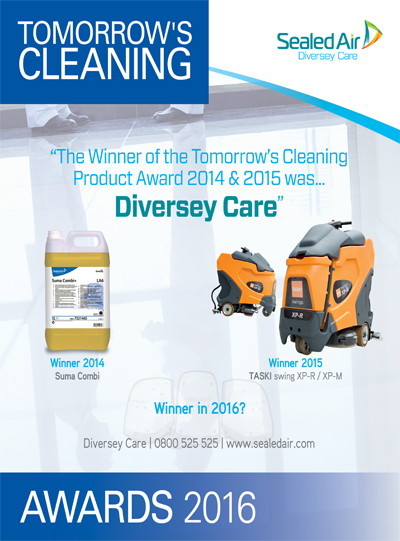 Tomorrow's Cleaning Awards